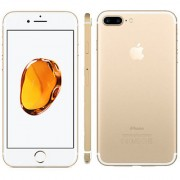 Apple iphone 7 Plus 128GB Gold all new Unboxed phone (6 Months warranty)