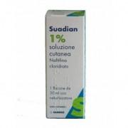 Giuliani Spa Suadian 10 Mg/Ml Soluzione Cutanea Flacone 30 Ml Con Nebulizzatore