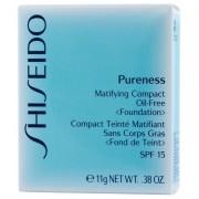 Shiseido Pureness Matifying Compact Fond De Teint 50 Deep Ivory 11 G