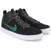 Nike LITEFORCE III MID Sneakers For Men(Black)