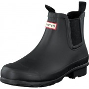 Hunter Originals Kids Chelsea Black, Skor, Kängor & Boots, Chelsea Boots, Svart, Barn, 27