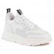 Sneakers STEVE MADDEN - Pitty SM11001024-03008-002 White
