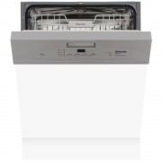 Miele G4203i CleanSteel Built In Semi Integrated Dishwasher