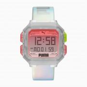 【プーマ公式通販】 プーマ ユニセックス リミックス デジタル マルチ IRI 時計 ユニセックス Multi/Transparent |PUMA.com その他