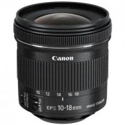 Обектив - Canon LENS EF-S 10-18mm f/4.5-5.6 IS STM - AC9519B005AA