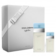 Dolce & Gabbana Light Blue Cofanetto Eau De Toilette 100 Ml + Eau De Toilette 25 Ml (3423473020301)