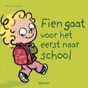 Deltas Kartonboekje Fien Gaat Voor Het Eerst Naar School