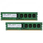 Memorie Mushkin Essentials 16GB (2x8GB) DDR3, 1333MHz, PC3-10666, CL9, Dual Channel Kit, 997017