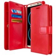 Capa Tipo Carteira Mercury Goospery Mansoor Diary per Samsung Galaxy S8 - Vermelho