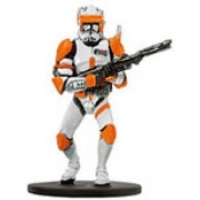 Star Wars Miniatures: Clone Commander Cody # 22 - Champions of the Force