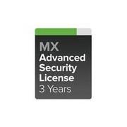 Cisco Meraki MX60W Advanced Security - licence d'abonnement (3 ans) - 1 licence