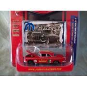 Johnny Lightning Mopar or no car R13 1955 Chrysler 300 Mexico Rallye