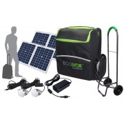 Ecoboxx 600 Solar Power Solution Kit