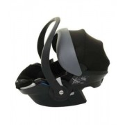 BeSafe Silla de Auto IZI GO X1 de BeSafe grupo 0 Black Cab (negro)