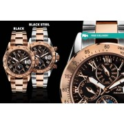 André Belfort Le Capitaine Rose-Gold Edition Watches - 4 Designs + DELIVERY IS INCLUDED!