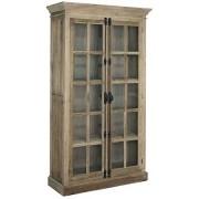 Artwood Elmwood cabinet vitrinskåp Brun