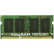 Kingston Laptop-werkgeheugen module ValueRAM KVR1333D3S9/8G 8 GB 1 x 8 GB DDR3-RAM 1333 MHz CL9 9-9-24
