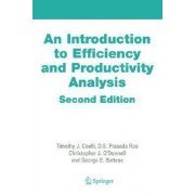 An Introduction to Efficiency and Productivity Analysis (softcover)