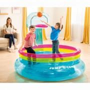 Intex Kids Inflatable Bouncer Jump-O-Lene Basketball PVC