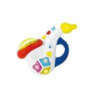 Chipolino Zenélő játék - Saxophone