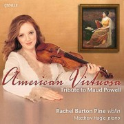 Unbranded Virtuosa américain - American Virtuosa : Hommage à Maud Powell [CD] USA import
