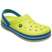 Crocs Men Tennis Ball Green/Ocean Clogs