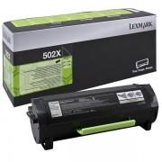 Lexmark 50F2X00 - 502X toner negro
