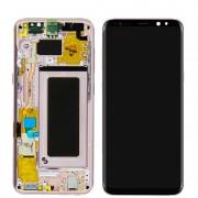Samsung Repuesto Pantalla LCD/Táctil Original Rosa para Samsung Galaxy S8