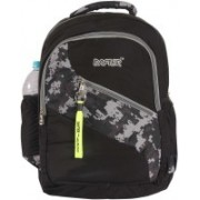 dafter Black laptop Backpack 500 L Backpack(Black)