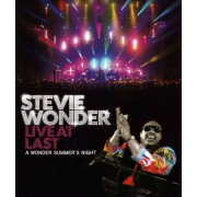 Stevie Wonder - Live at Last (0602517986862) (1 BLU-RAY)