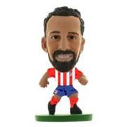 Figurina Soccerstarz Atletico Madrid Juanfran Home Kit