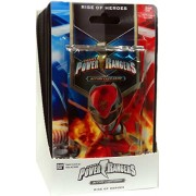 Power Rangers Megaforce Action Card Game Rise of Heroes Booster BOX [15 Packs]