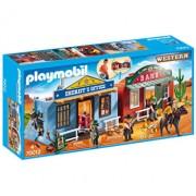 Playmobil Western, Orasul din vestul salbatic