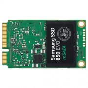 SSD mSATA, 1000GB, Samsung 850 EVO, 3D V-NAND Flash (MZ-M5E1T0BW)