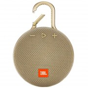 Parlante JBL Clip 3 Bluetooth Resistente Al Agua