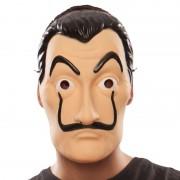 La casa de Papel overvaller masker Salvador Dali
