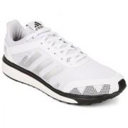 Adidas Men's White Response Running Shoe