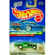 Mattel Hot Wheels 2000 Treasure Hunt Series Limited Edition 1957 57 T Bird (#8 Of 12), Collector No. 056