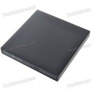 delgado portatil USB 2.0 DVD RW externo unidad optica