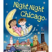 Night-Night Chicago, Hardcover