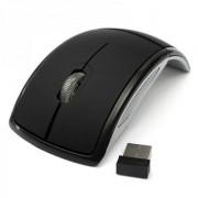 2.4 GHZ SPEED Folding ARC Wireless Optical Mouse (RANDOM COLOUR) 1 PC
