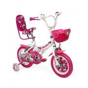Hello Kitty Cycle, White/Pink (12-inch)