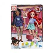 Set papusi Disney Princess Comfy I - Ariel si Pocahontas