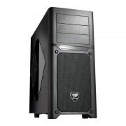 Carcasa MX500 Window, MiddleTower, Fara sursa, Negru