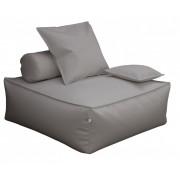 Canapea de o persoana Panama Fango by Filippo Ghezanni
