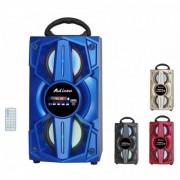 Boxa Portabila cu BT, FM, USB, SD si Telecomanda Ailiang UF3701DT