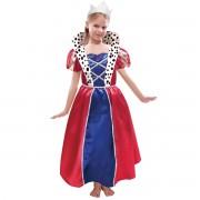 Costum Regina 6-8 ani
