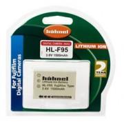 Hahnel HL-F95 for Fujifilm Digital Camera Ioni di Litio 1500mAh 3.6V batteria ricaricabile