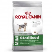 Royal Canin Mini Adult Sterilised - Pack % - 2 x 8 kg