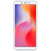 "Telefon Mobil Xiaomi Redmi 6, Procesor Octa-Core 2GHz, IPS LCD capacitive touchscreen 5.45"", 4GB RAM, 64GB Flash, Camera Duala 12+5MP, Wi-Fi, 4G, Dual Sim, Android (Albastru)"